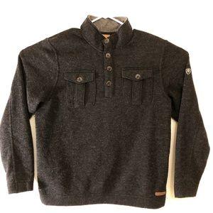 Merrel  dark grey100% wool XL/TG